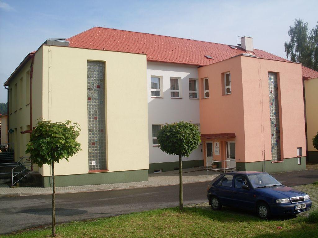 MATEŘSKÁ ŠKOLA, Prachovice, Školní č. 116, okres Chrudim
