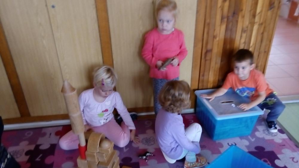 Hry ve třídě