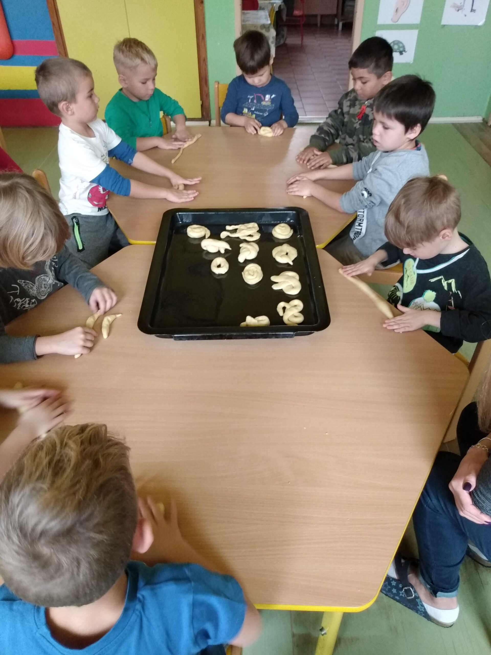 Tvoření z bramborového těsta